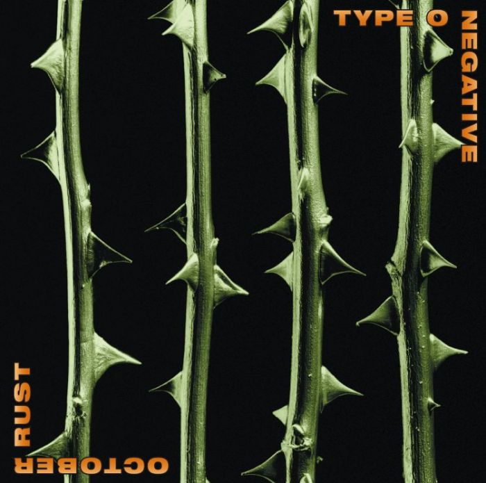 TYPE O NEGATIVE - October Rust / CD