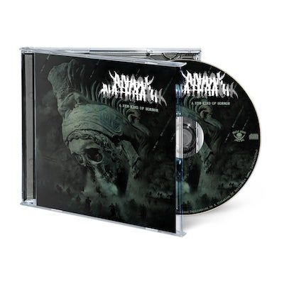 ANAAL NATHRAKH - A New Kind Of Horror / CD