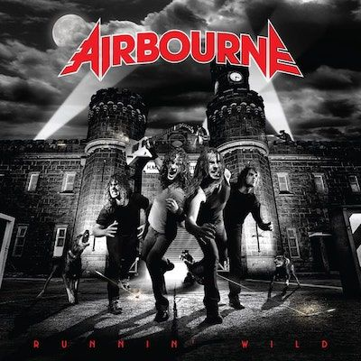 AIRBOURNE - Runnin' Wild / LP