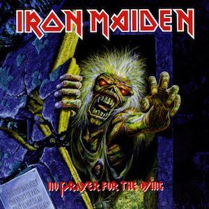 IRON MAIDEN - No Prayer For The Dying / LP