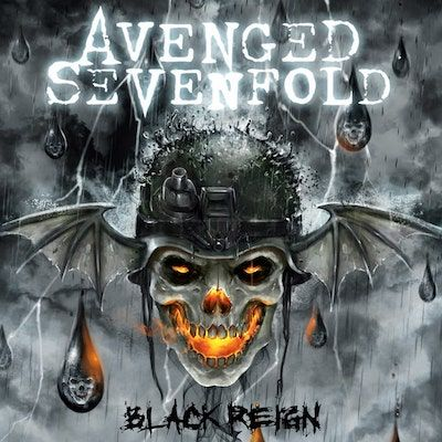 AVENGED SEVENFOLD - Black Reign / 12 Inch