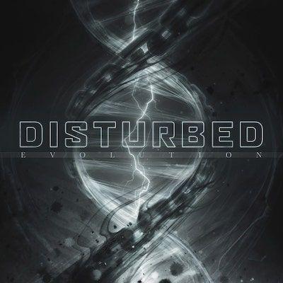 DISTURBED - Evolution / Deluxe 2LP