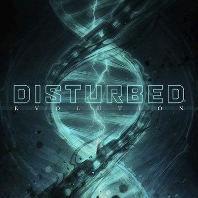 DISTURBED - Evolution / LP
