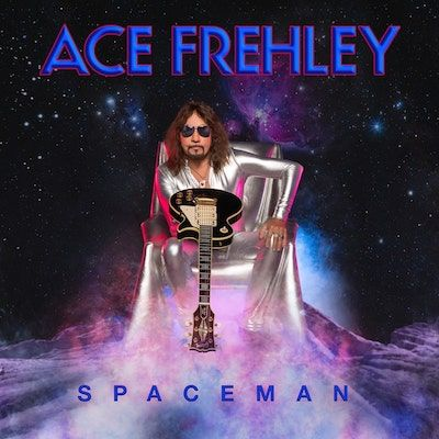ACE FREHLEY - Spaceman / CD