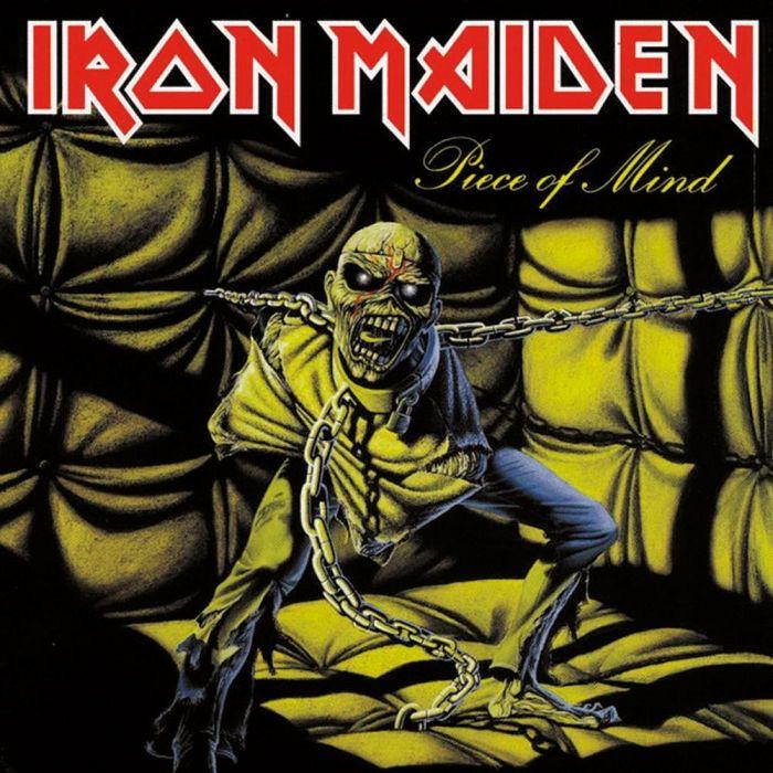 IRON MAIDEN - Piece Of Mind / LP
