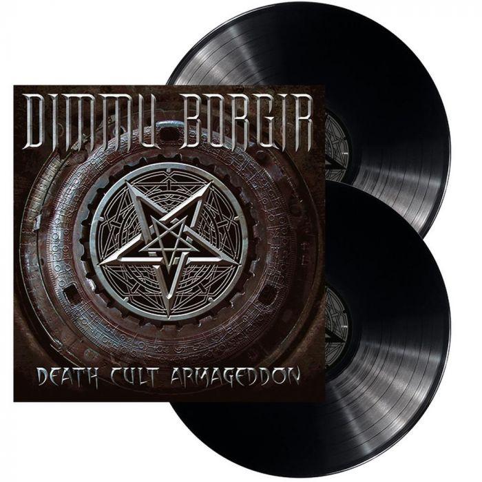 DIMMU BORGIR - Death Cult Armageddon / Import 2LP