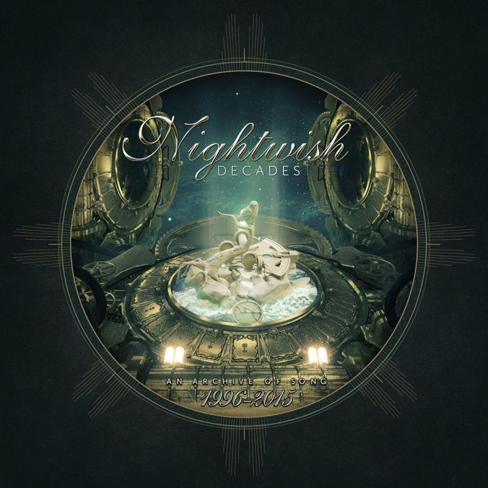 NIGHTWISH - Decades (Best Of 1996 - 2015) / 2CD