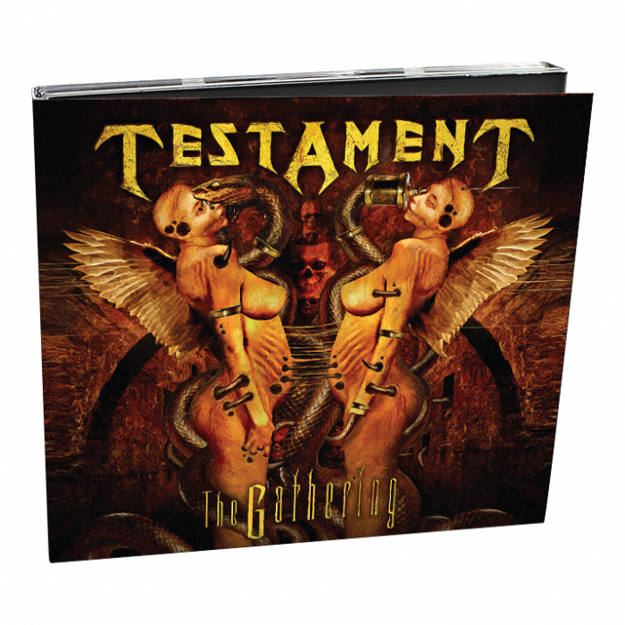 TESTAMENT - The Gathering / Digipack