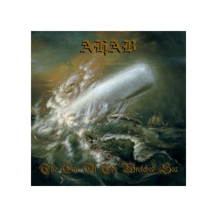 AHAB - The Call of the Wretched Sea CD