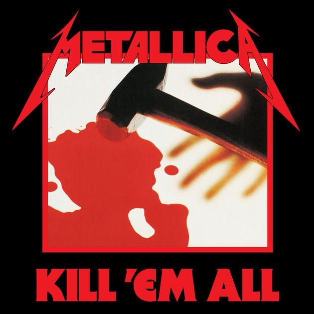 METALLICA - Kill 'Em All / LP