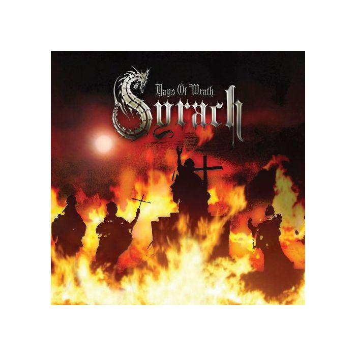 SYRACH - Days of Wrath CD