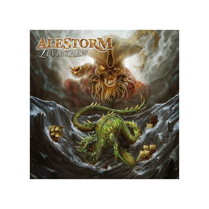 ALESTORM - Leviathan CD