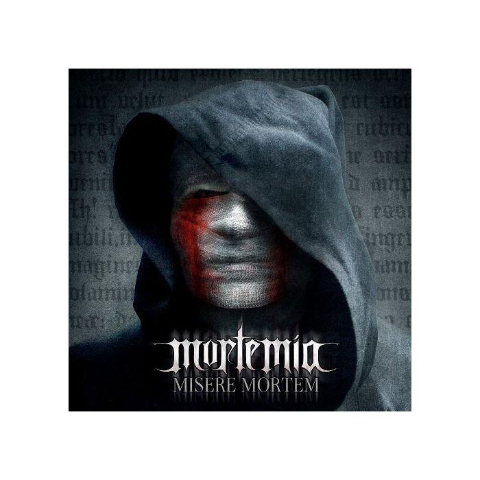 MORTEMIA - Misere Mortem CD