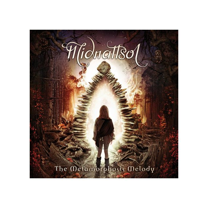 MIDNATTSOL - The Metamorphosis Melody CD