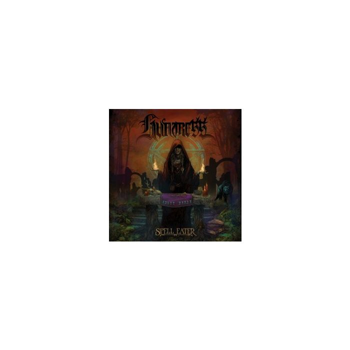 HUNTRESS - Spell Eater CD