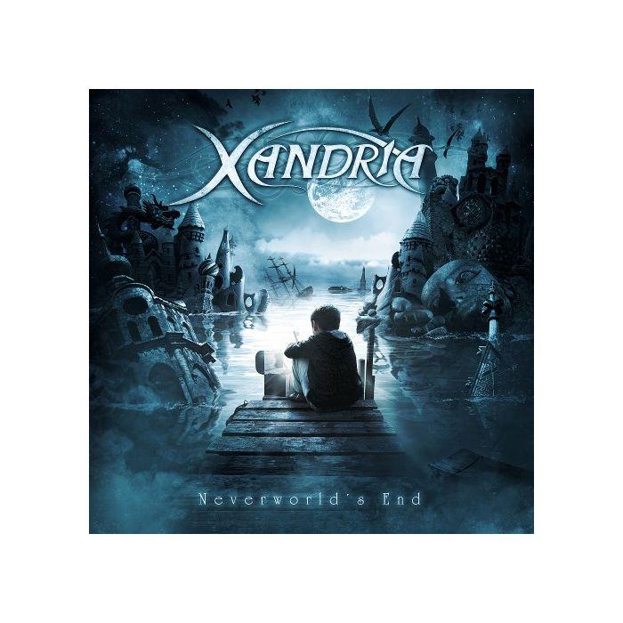 XANDRIA - Neverworld's End CD