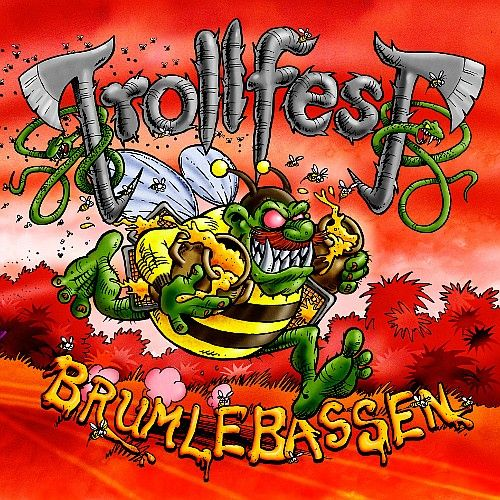 TROLLFEST-Brumlebassen/Limited Edition Digipack CD