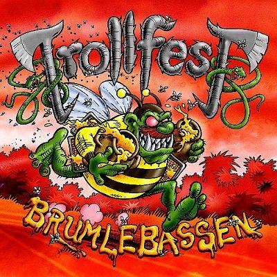 TROLLFEST-Brumlebassen/CD