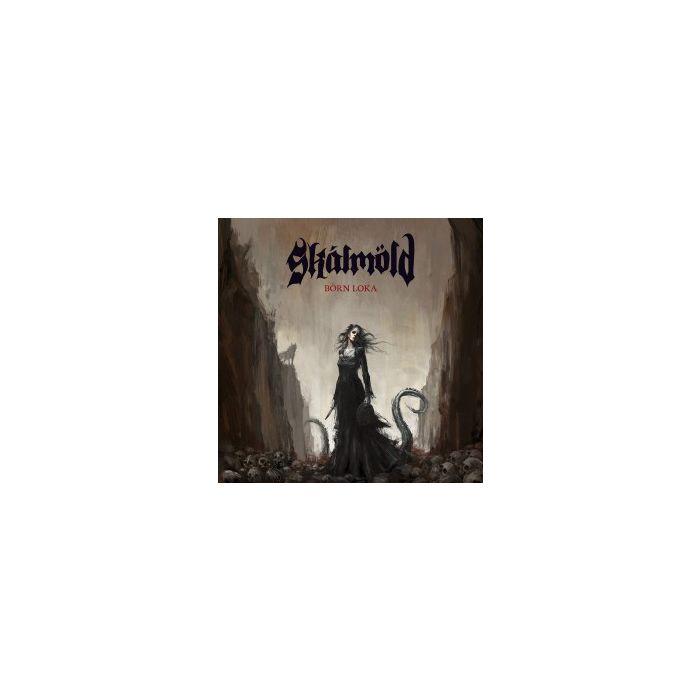 SKALMÖLD - Börn Loka CD