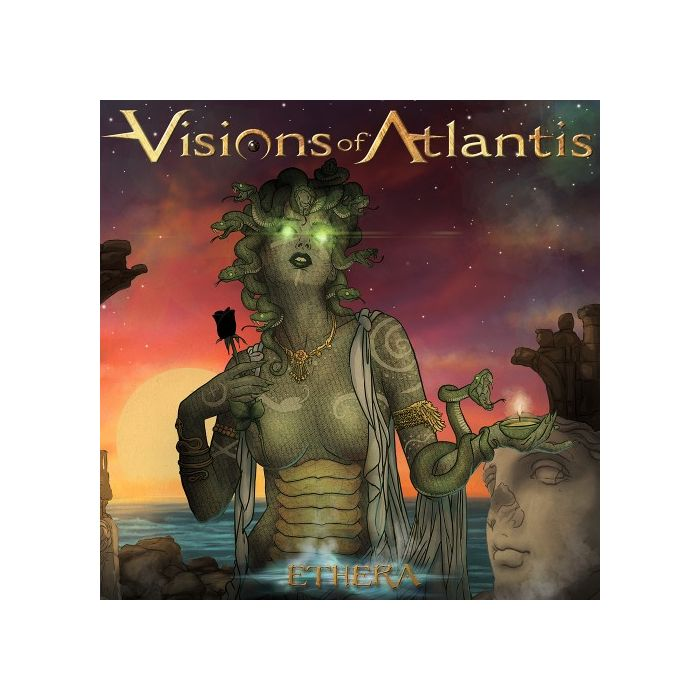 VISIONS OF ATLANTIS - Ethera/Digipack Limited Edition CD