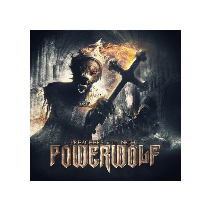 POWERWOLF - Preachers Of The Night CD