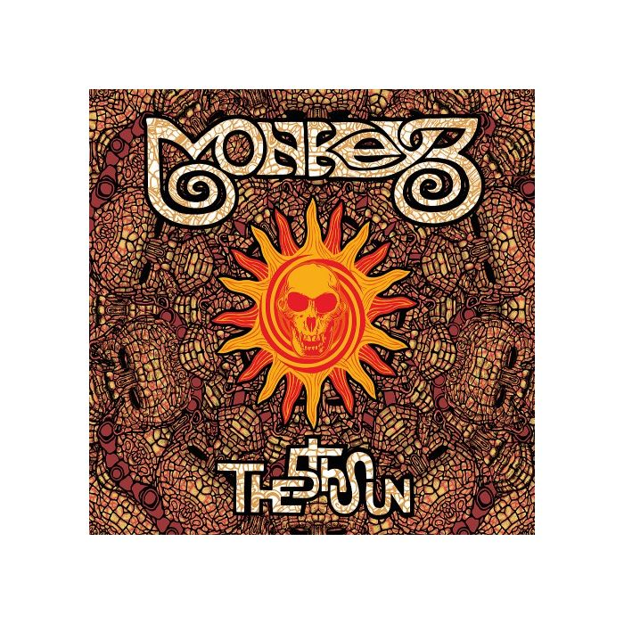 MONKEY3 - The 5th Sun/Digipack Limited Edition CD