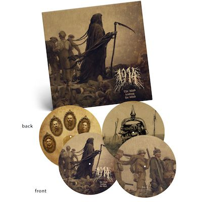 1914 - The Blind Leading The Blind / Limited Edition PICTURE DISC 2LP Gatefold