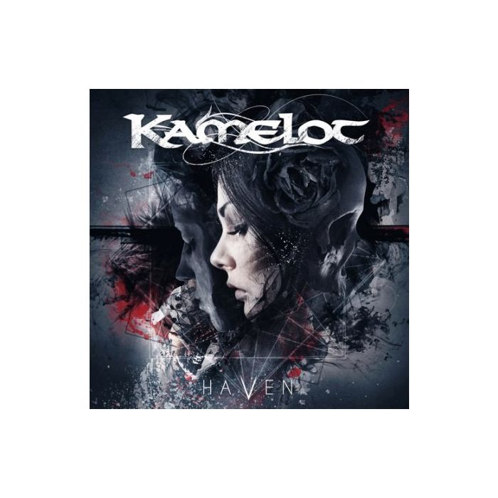 KAMELOT-Haven/Limited Edition 2CD Digipack CD + Patch