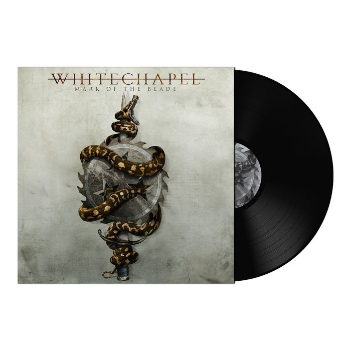 WHITECHAPEL-Mark Of The Blade/Limited Edition LP