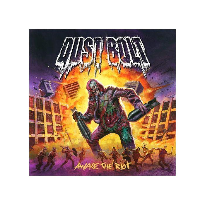 DUST BOLT - Awake The Riot CD