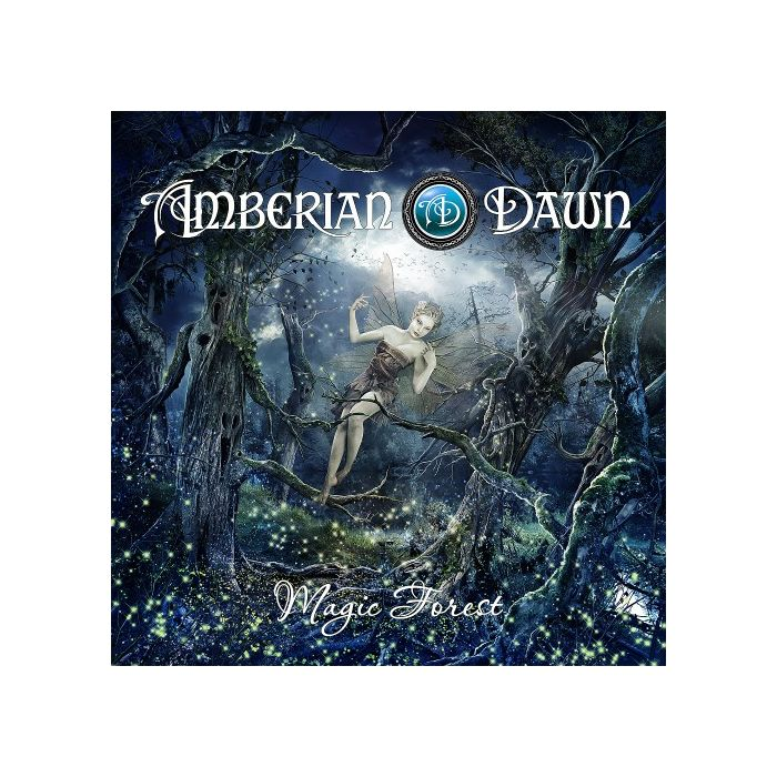 AMBERIAN DAWN - Magic Forest/Digipack Limited Edition CD