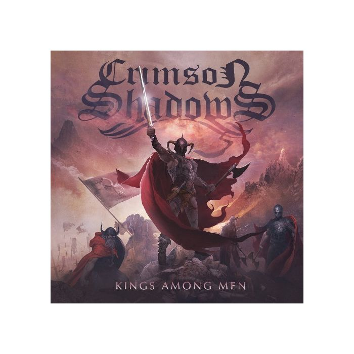 CRIMSON SHADOWS - Kings Among Men CD