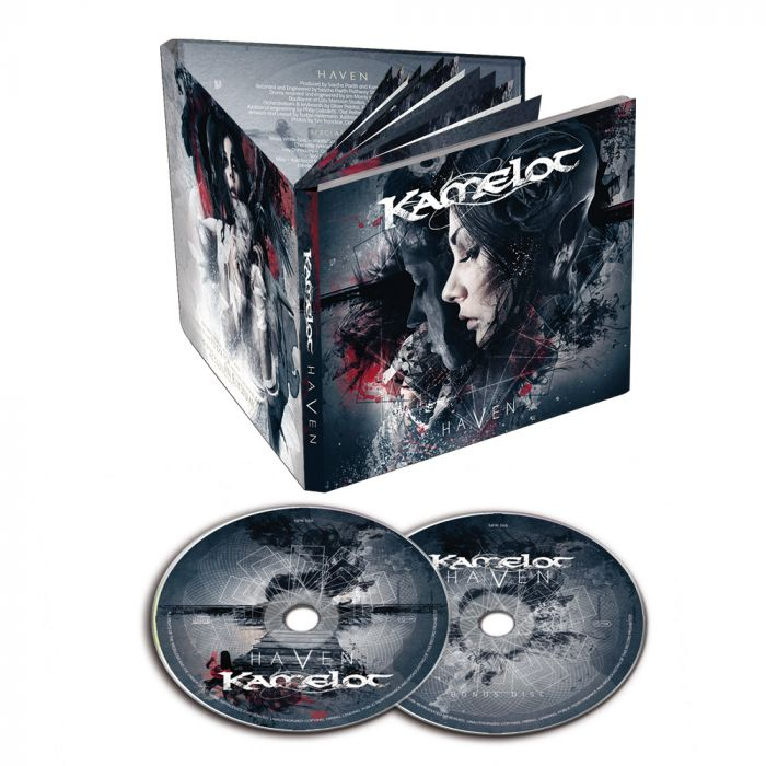 KAMELOT-Haven/Limited Edition 2CD Mediabook