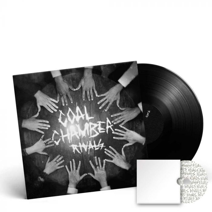 COAL CHAMBER-Rivals/Limited Edition Black Vinyl with DL Codes & DVD
