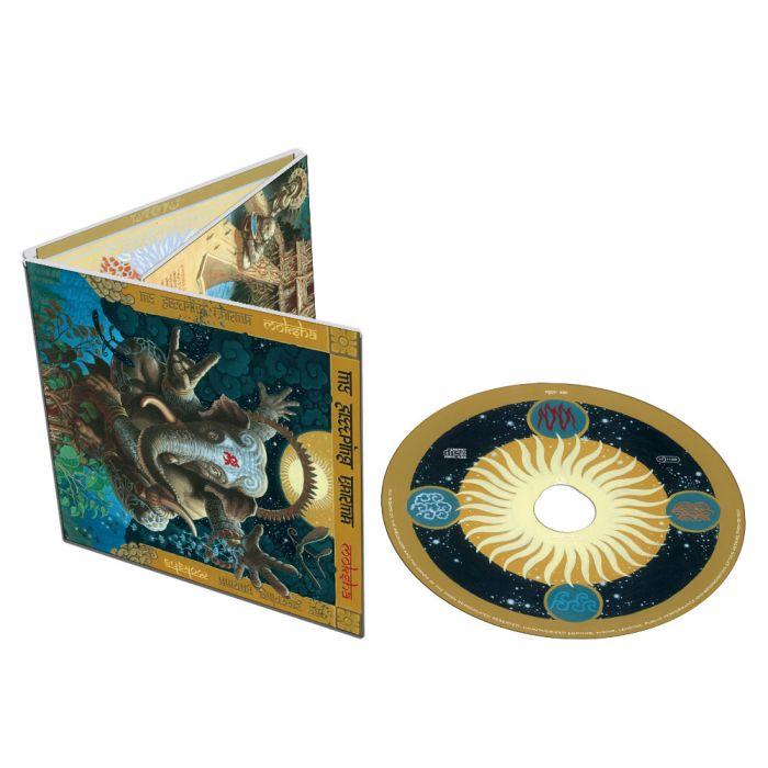 MY SLEEPING KARMA-Moksha/Digipack Limited Edition CD