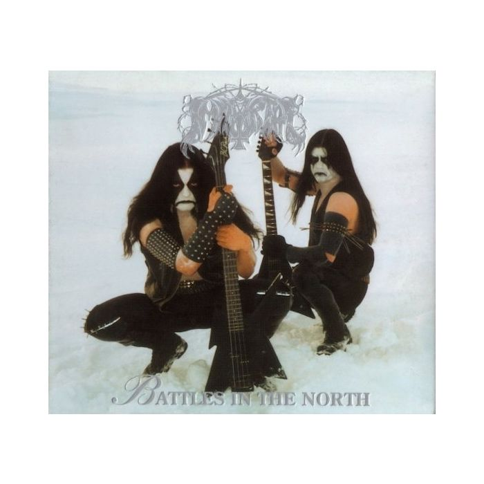 IMMORTAL - Battles In The North / LP