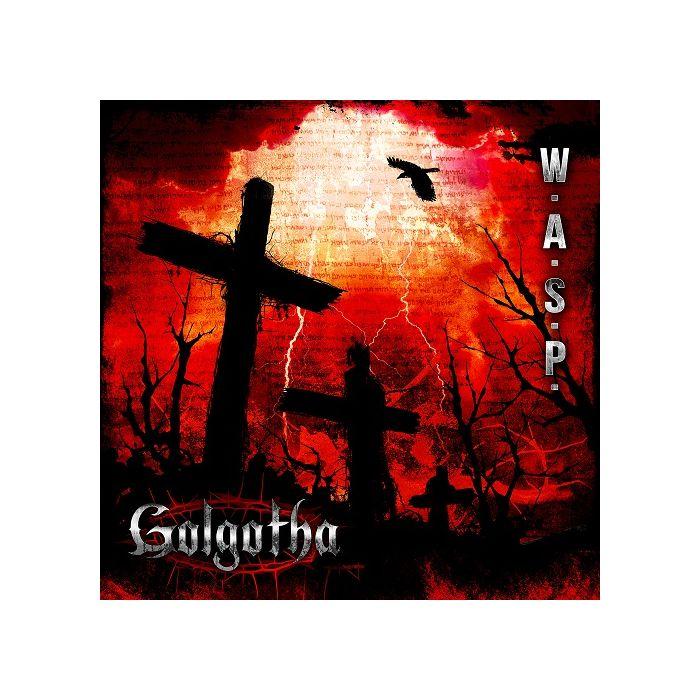 W.A.S.P. - Golgotha/Limited Edition BLACK 2LP Gatefold