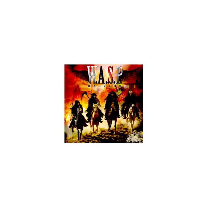 W.A.S.P. - Babylon/CD