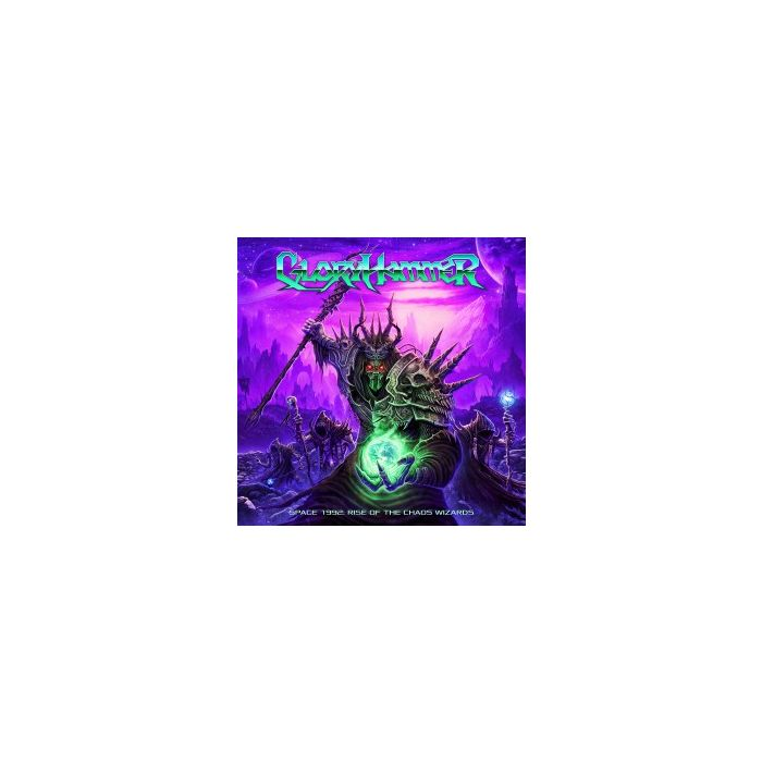GLORYHAMMER-Space 1992: Rise Of The Chaos Wizards/CD