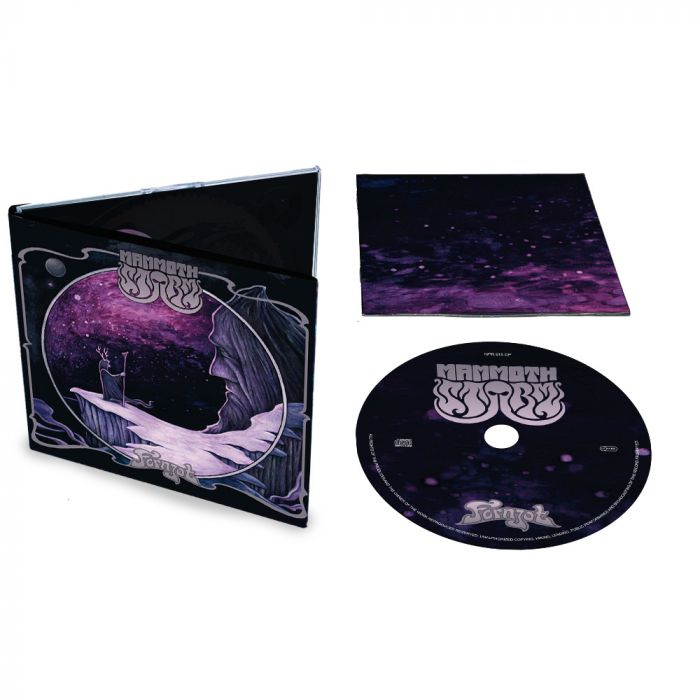 MAMMOTH STORM-Fornjot/Limited Edition Digipack CD