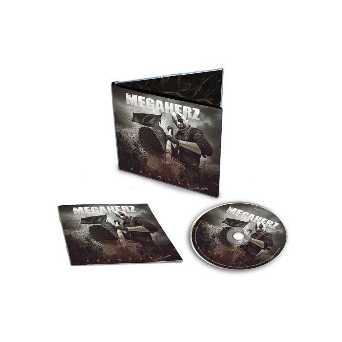MEGAHERZ-Erdwärts / Digipack EP CD