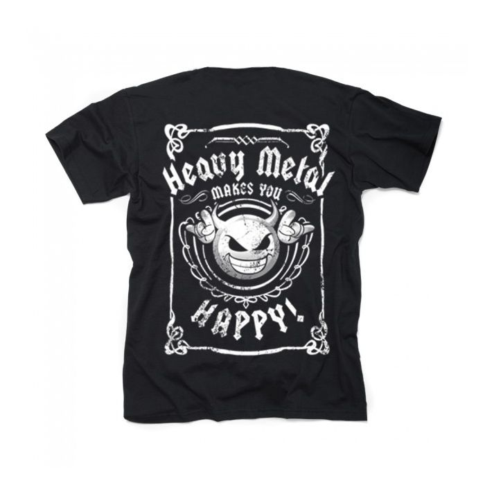 HEAVY METAL HAPPINESS - Heavy Metal Makes You Happy!/T-Shirt