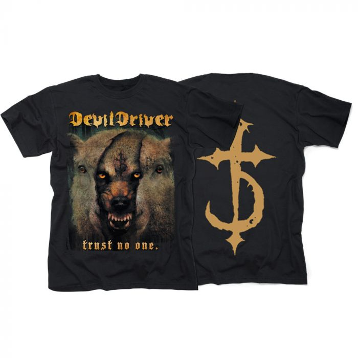DEVILDRIVER-Trust No One/T-Shirt