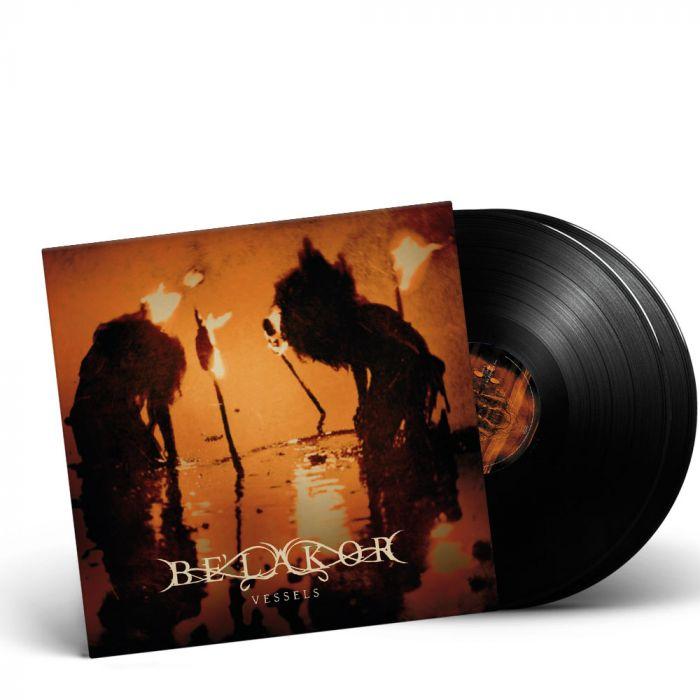 BE'LAKOR-Vessels/Limited Edition BLACK Vinyl Gatefold 2LP