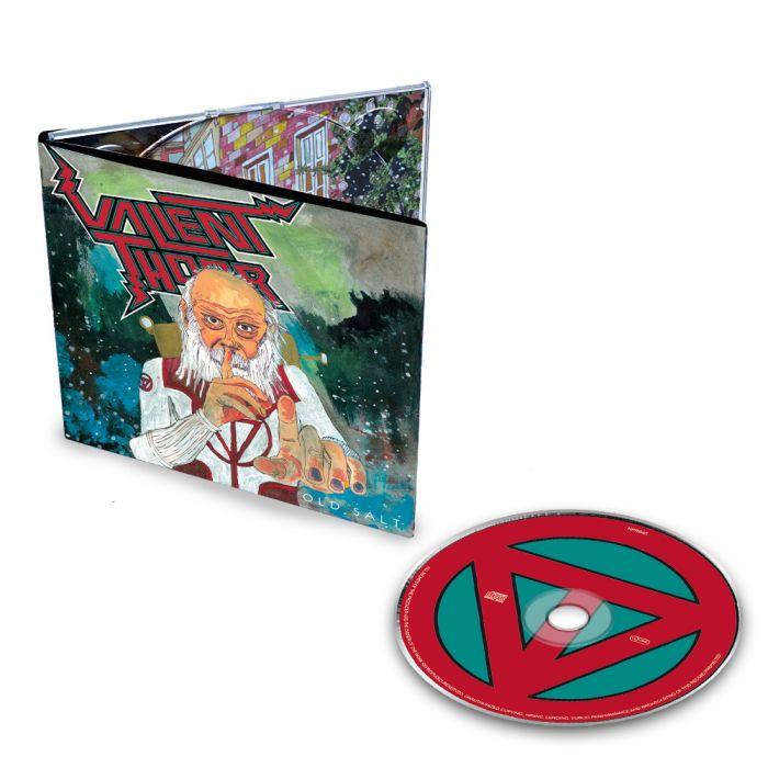 VALIENT THORR-Old Salt/Limited Edition Digipack CD