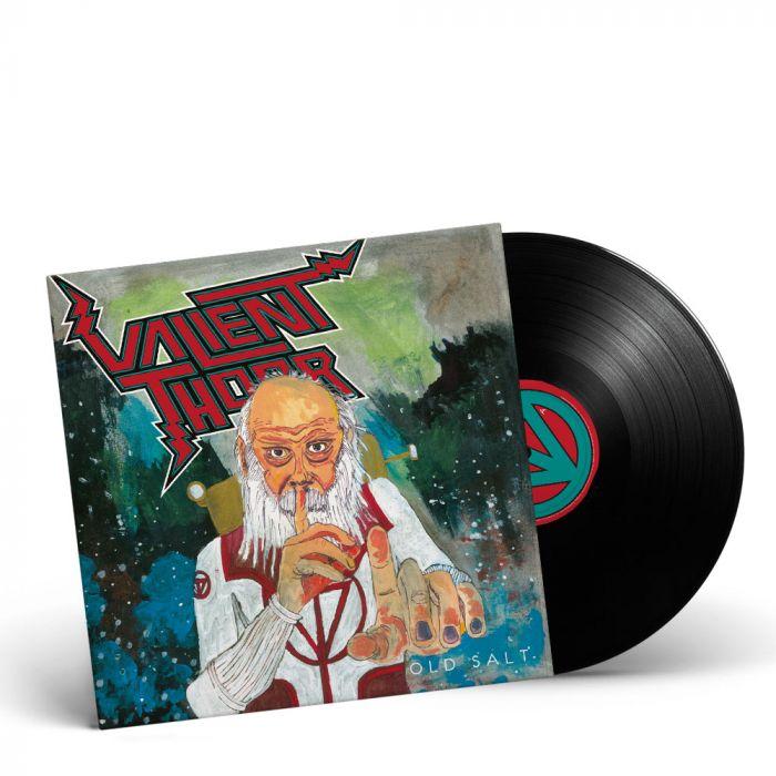 VALIENT THORR-Old Salt/Limited Edition BLACK Vinyl Gatefold LP