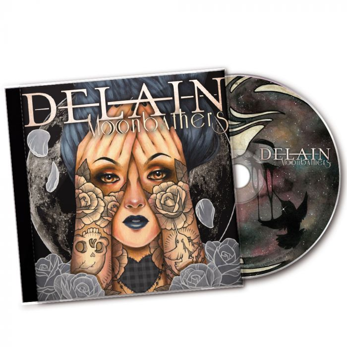 DELAIN-Moonbathers/CD