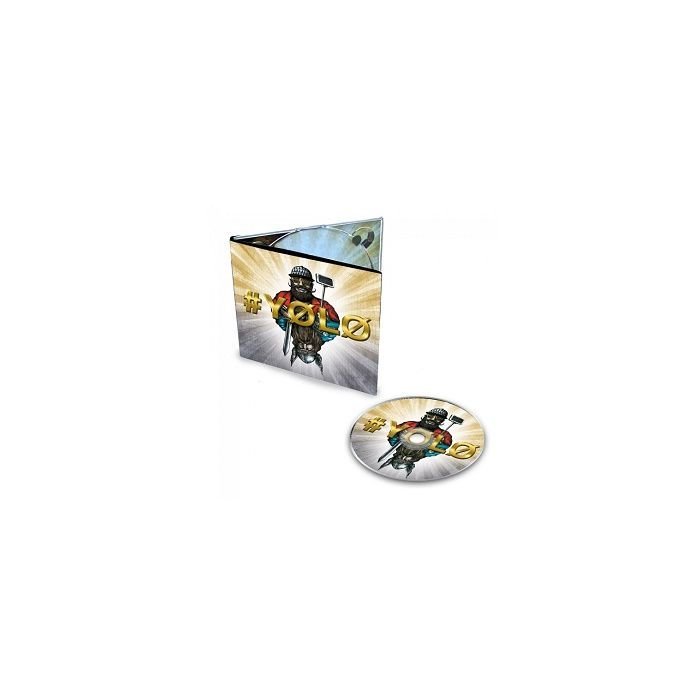 FINSTERFORST-#YØLØ/Limited Edition Digipak CD EP