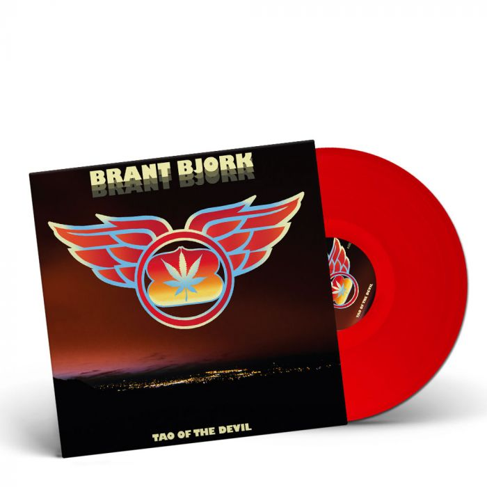 BRANT BJORK-Tao Of The Devil/Limited Edition RED Vinyl Gatefold LP