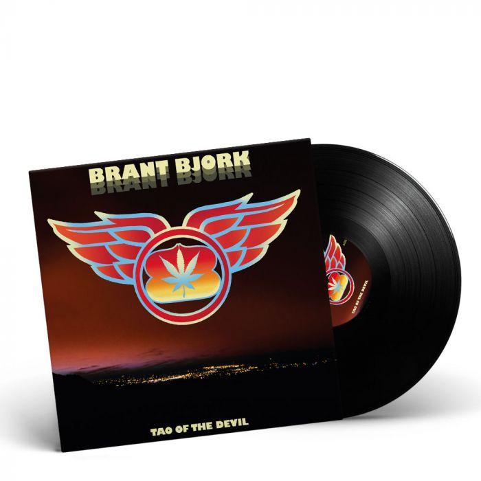 BRANT BJORK-Tao Of The Devil/Limited Edition BLACK Vinyl Gatefold LP